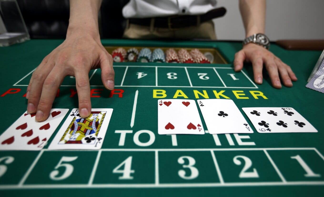 Learn To Play Casino Baccarat